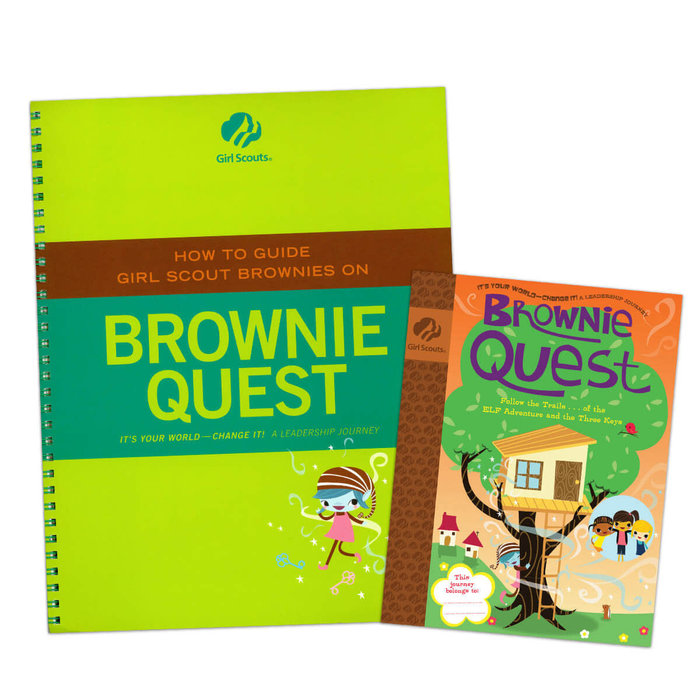 How to Guide Brownies on Br Quest
