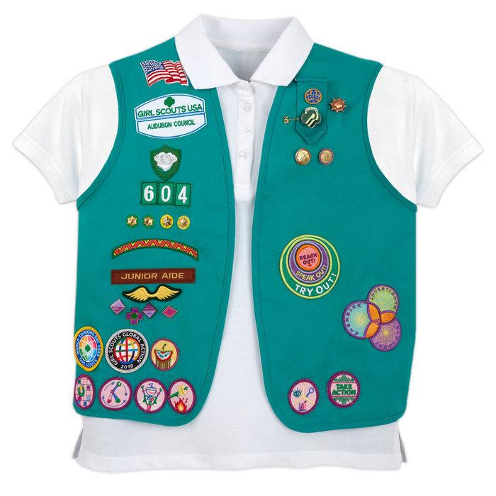 Junior Vest Lg (14-16)
