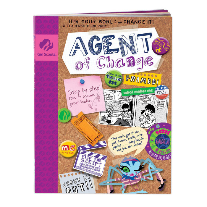 Junior Journey: Agent of Change
