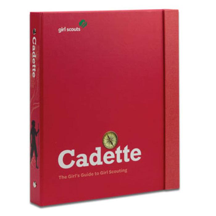 Cadette Guide Binder