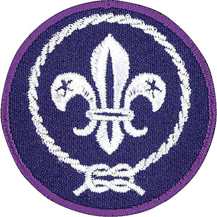 Emb World Scouting Crest