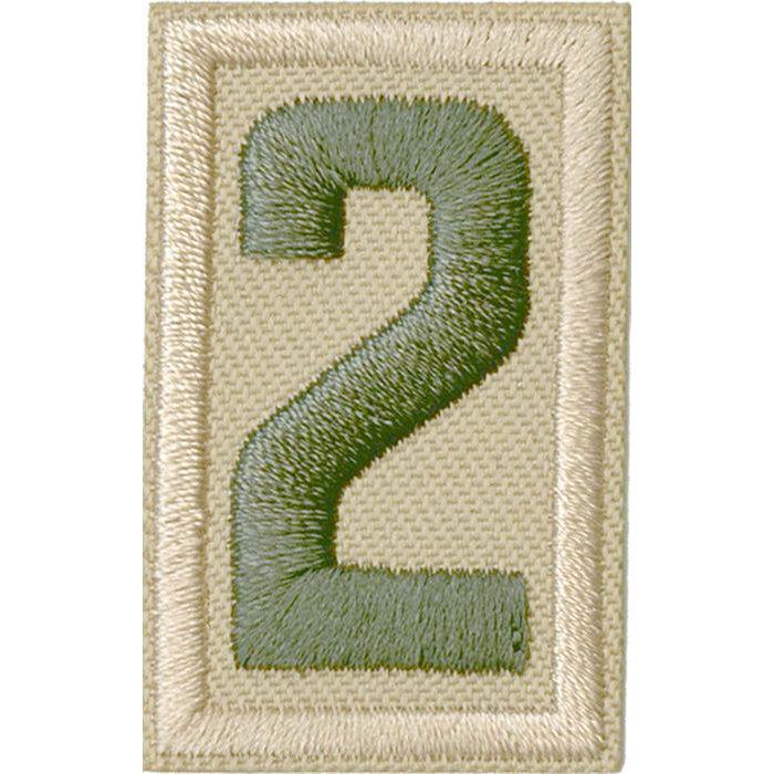 Unit Numeral 2