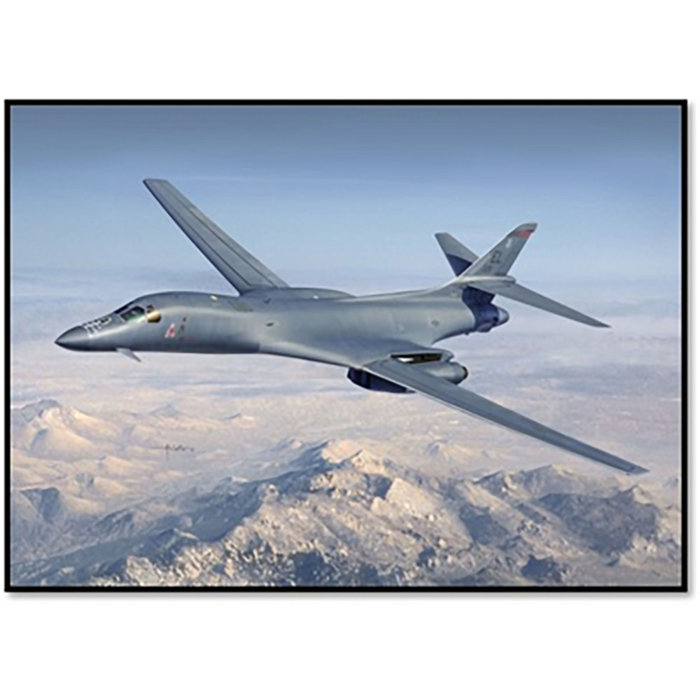 "1/144 B-1B 34th BS ""Thunderbirds"" Kit"