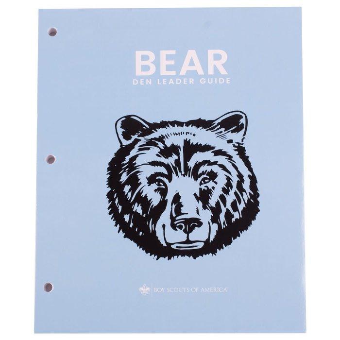 Bear Den Leader Guide