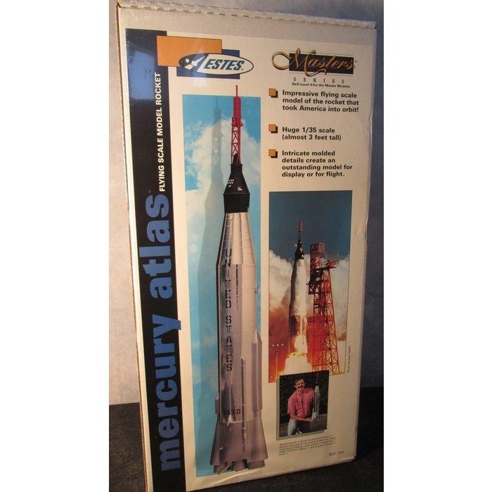 Estes Mercury Atlas 1:35 Scale Rocket U