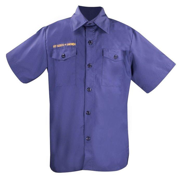 Cub Scout Shirt Navy Large