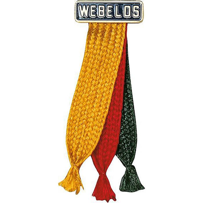 Webelos Colors