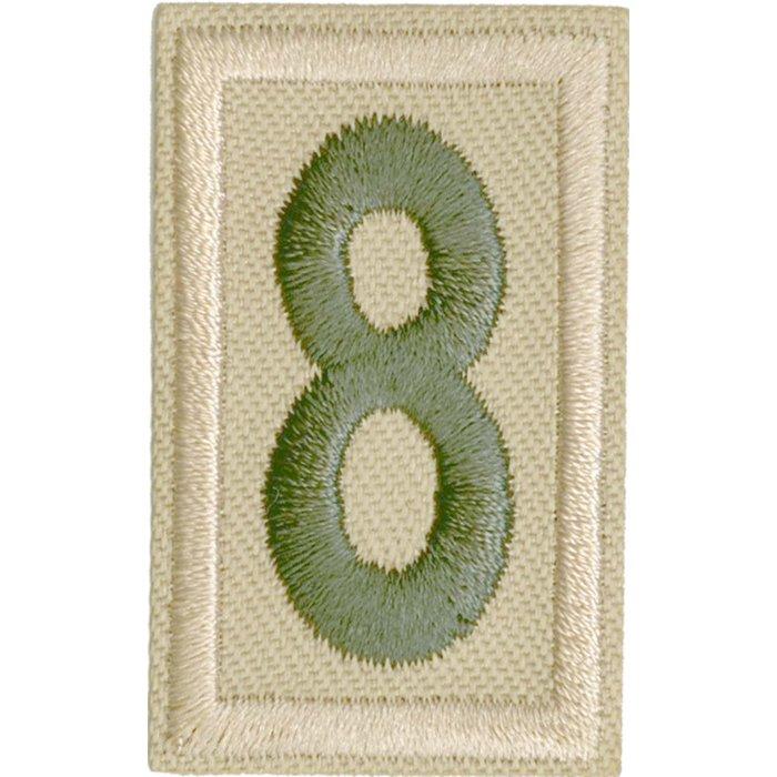 Unit Numeral 8