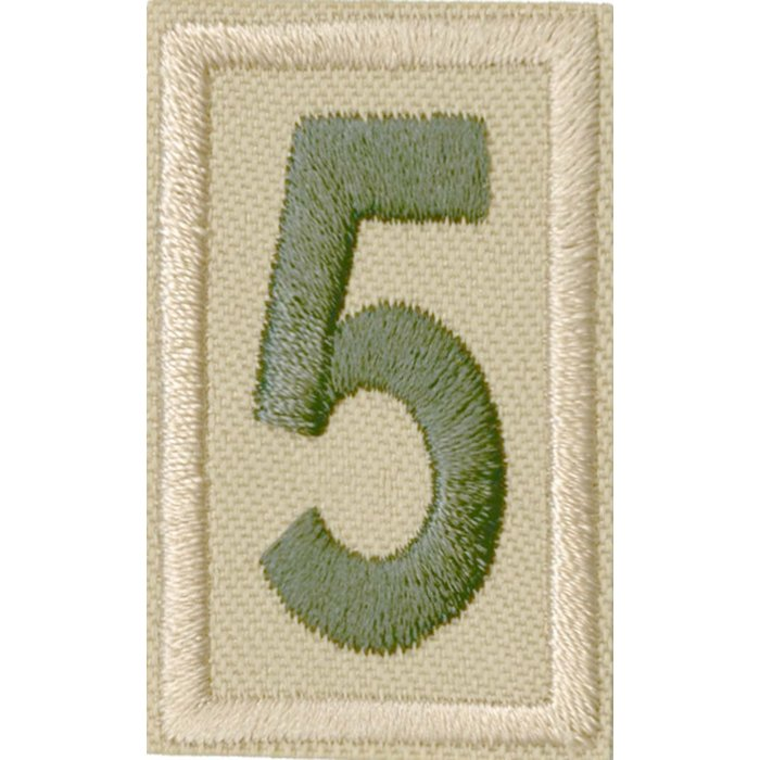 Unit Numeral 5