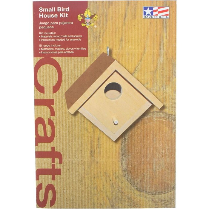Kit Bird House Small