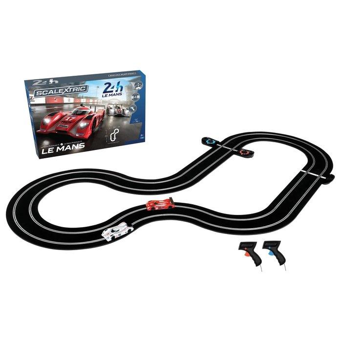 Le Mans 24hr 1:32 Slot Car Race Track