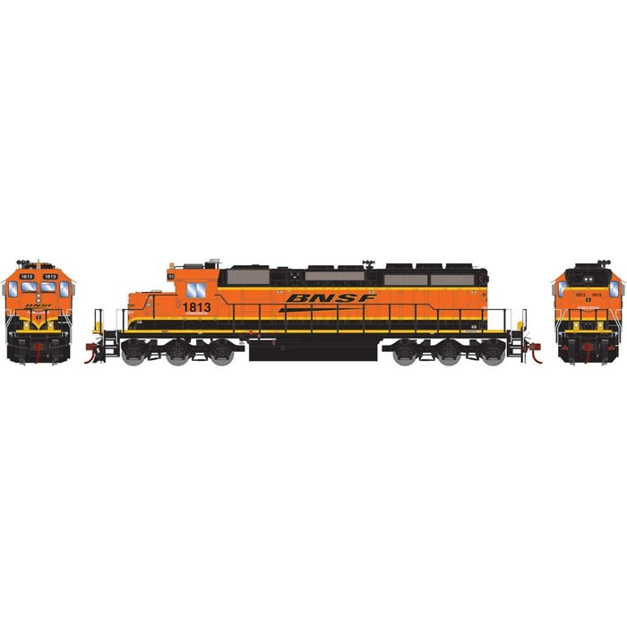 HO RTR SD39-2, BNSF/Wedge #1813
