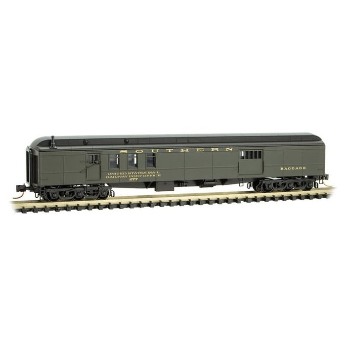 N 70' Mail Baggage Car Southern  #277