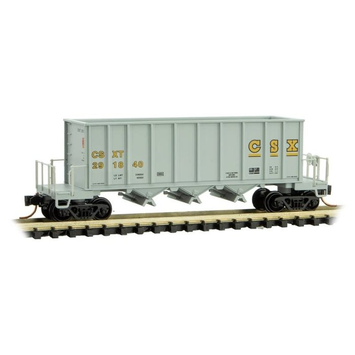 N 43' Rapid Discharge Hoppers CSX #291840