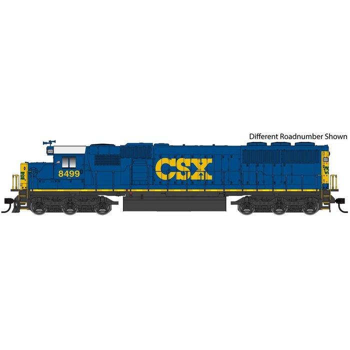 HO EMD SD50 CXS #8697