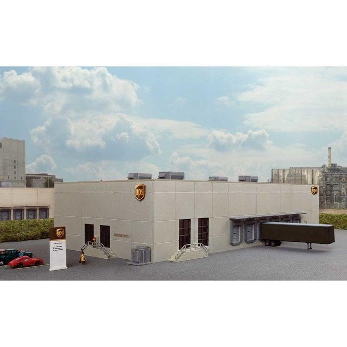 N UPS Hub with Customer Center Kit