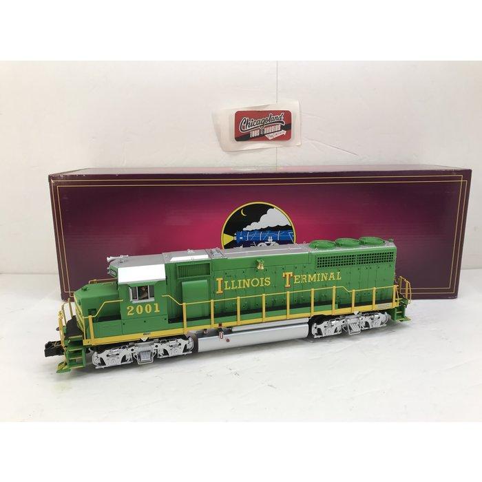 O GP40 Diesel  IT #2001/3.0/Hi-Rail