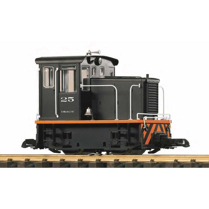G 25 Ton Diesel Switcher D&RGW