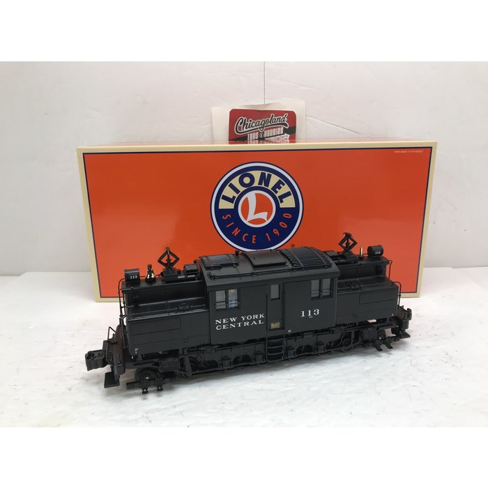 O BTO NYC S2 Electric Loco #113/LCS