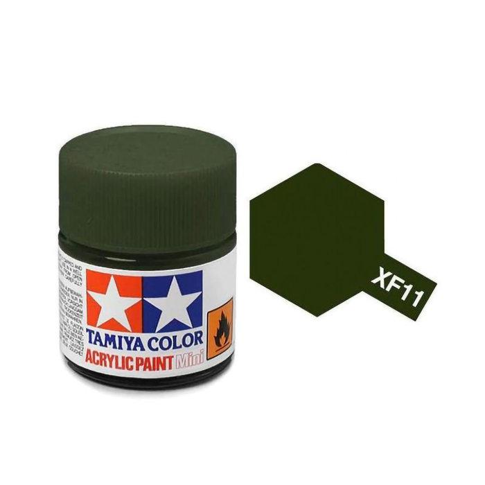 Mini Acrylic XF-11 J.N. Green/10ml