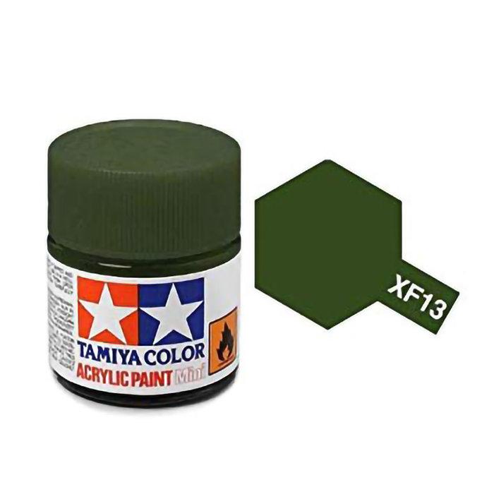 Mini Acrylic XF-13 J.A. Green/10ml