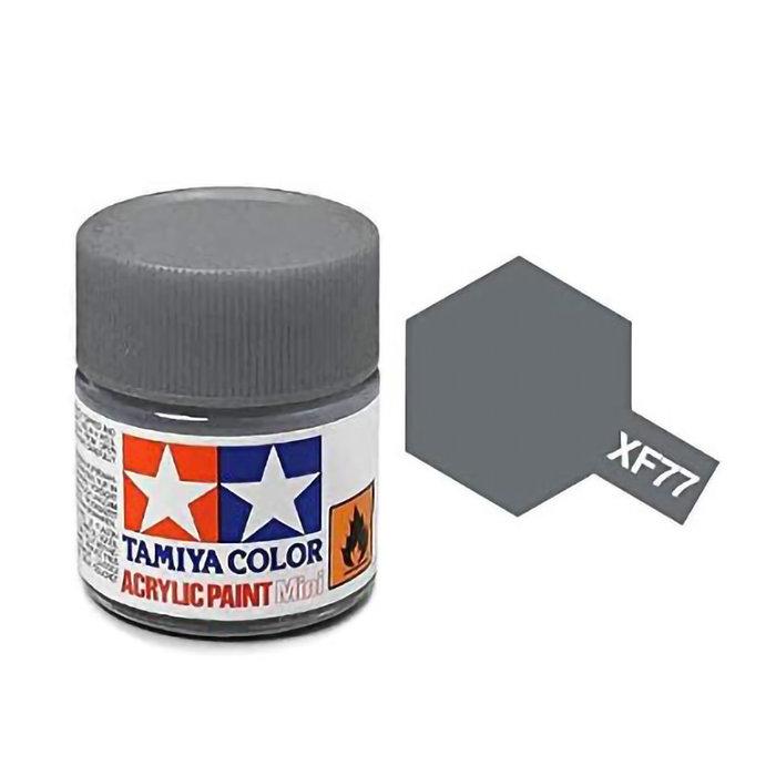 Mini Acrylic XF-77 IJN Gray/10ml