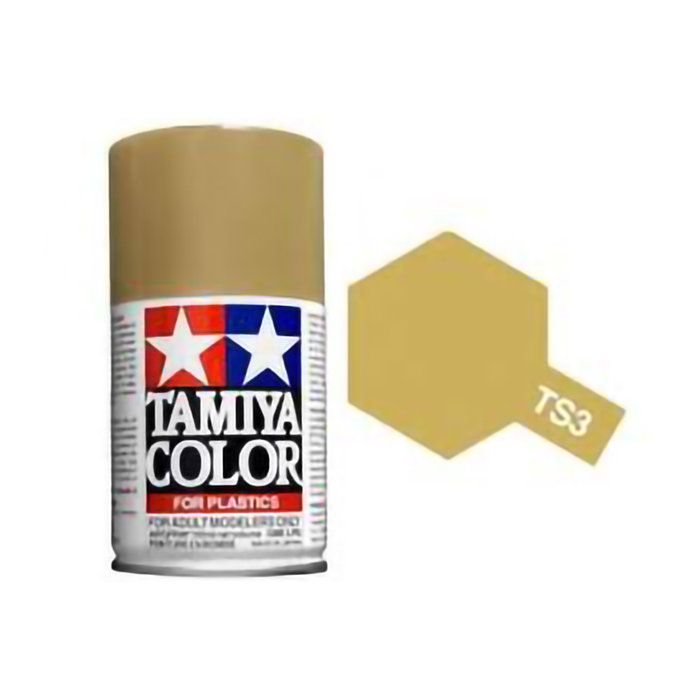 Spray TS-3 Dark Yellow