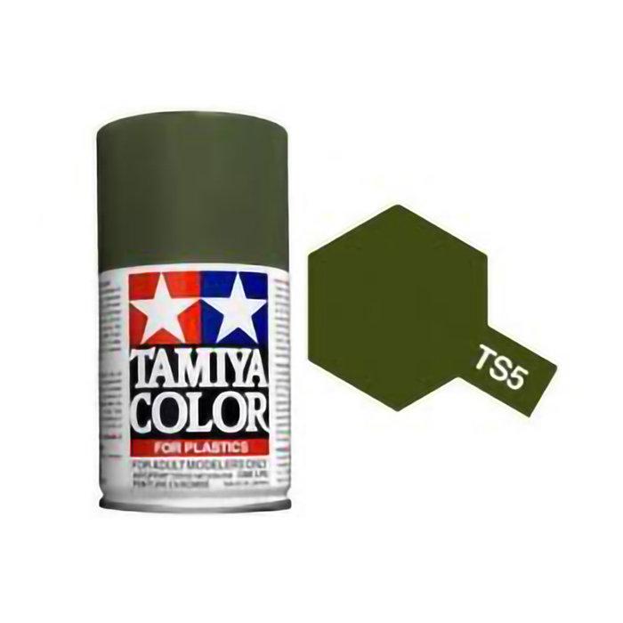 Spray TS-5 Olive Drab