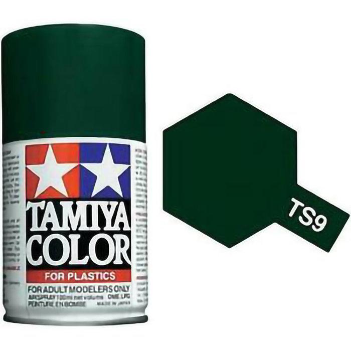 Spray TS-9 British Green