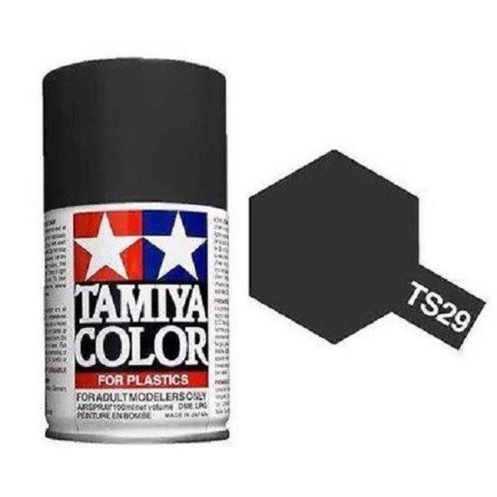 Spray TS-29 Semi-Gloss Black