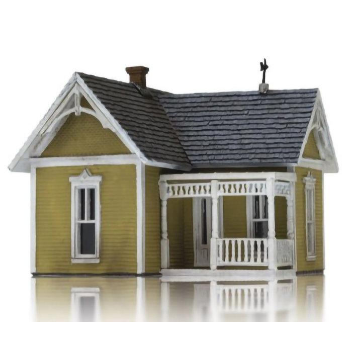HO KIT DPM Victorian Cottage Kit