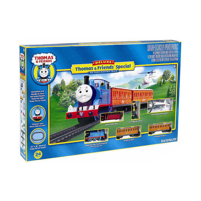 HO TTT DeluxeThomas & Friends Set