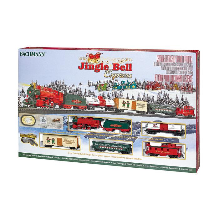 HO Jingle Bell Express Freight Set