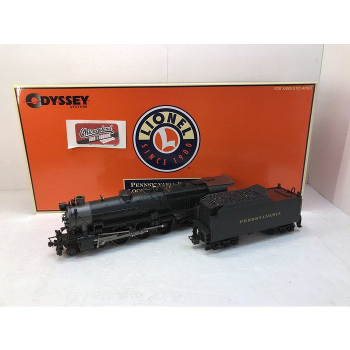 Lionel 6-38025 O Pennsylvania K-4 #1361 W/TMCC
