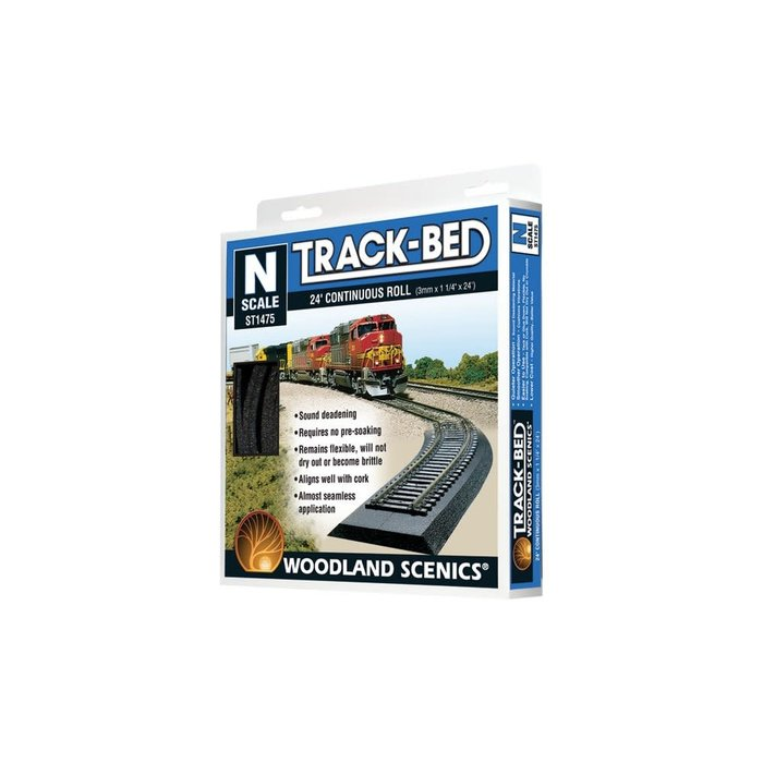 N Track-Bed 24' Roll
