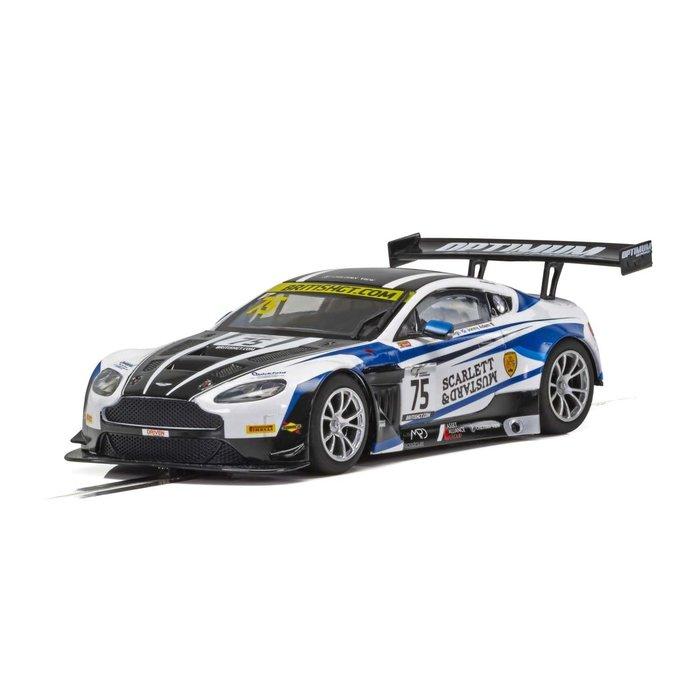 Aston Martin GT3 - British GT 2018 - Flick Haigh, Johnny Adam
