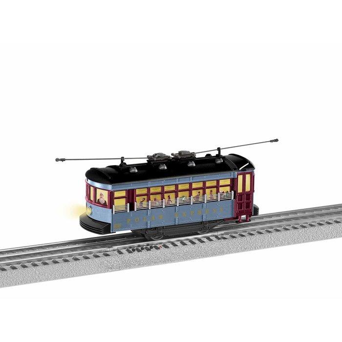 O Polar Express Trolley Set