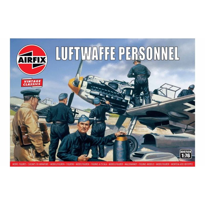 Luftwaffe Personnel Kit