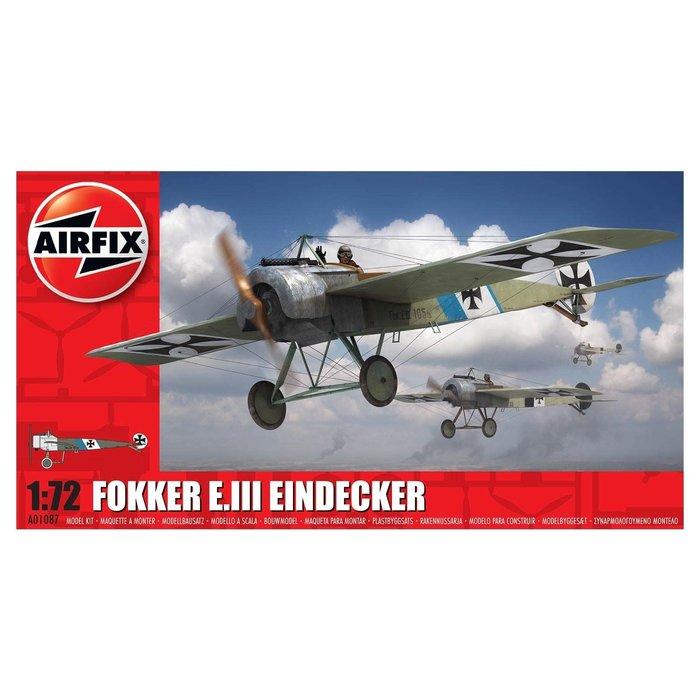 Fokker E.III Eindecker Kit