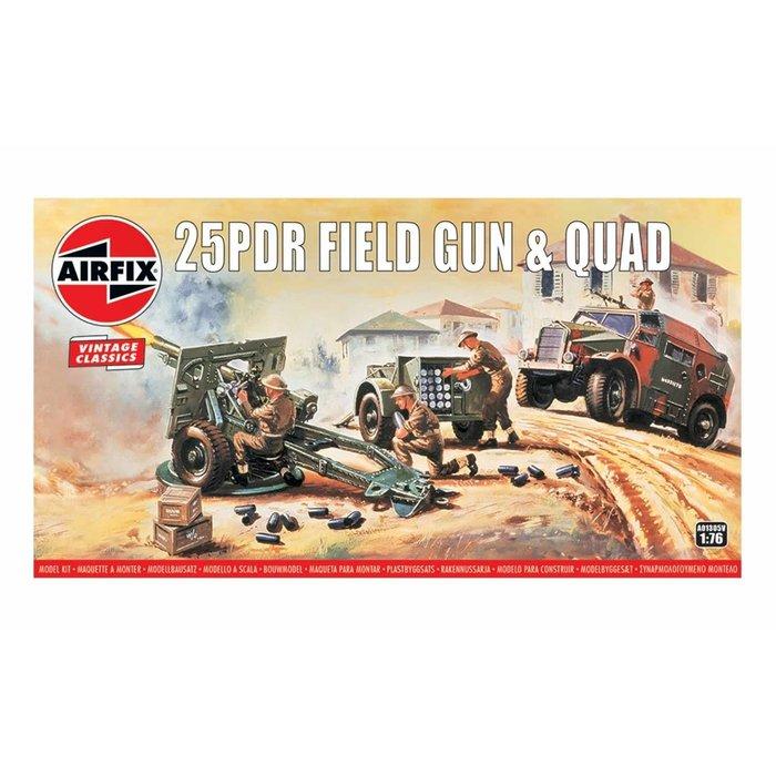 25pdr  Field Gun Kit