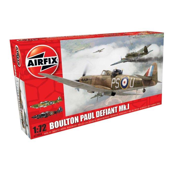 Boulton Paul Defiant Mk.I Kit