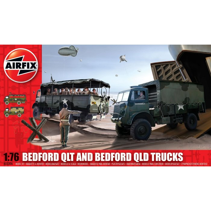 Bedford QLD/QLT Trucks Kit