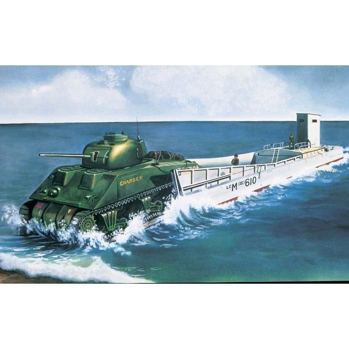 LCM3 & Sherman Tank Kit