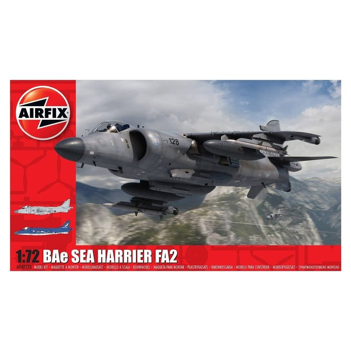 Bae Sea Harrier FA2 Kit