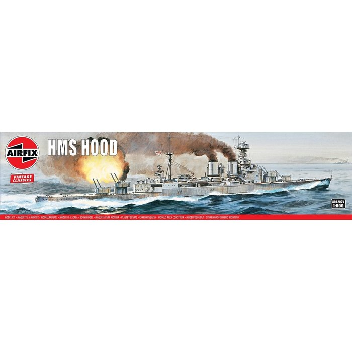 HMS Hood Kit