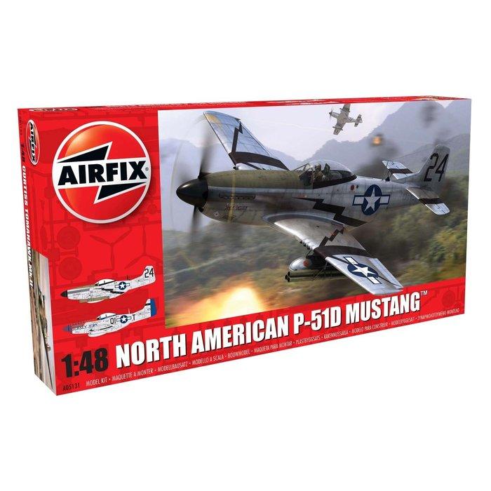 North American P51-D Mustang Kit