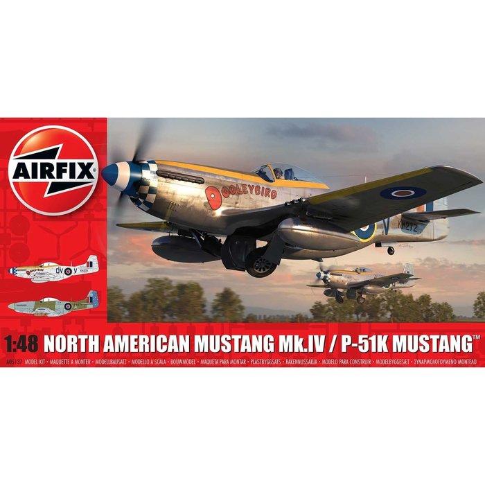 North American Mustang Mk.IV Kit