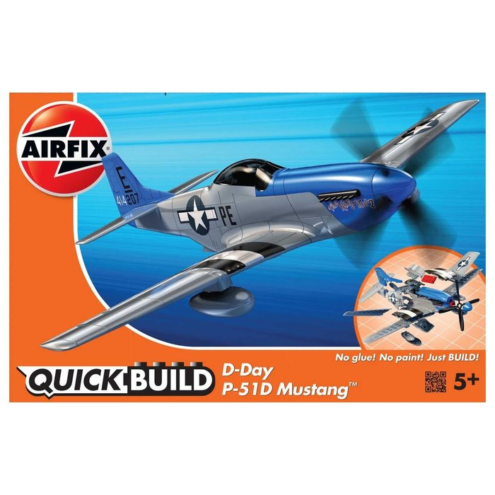 QUICKBUILD-Day Mustang