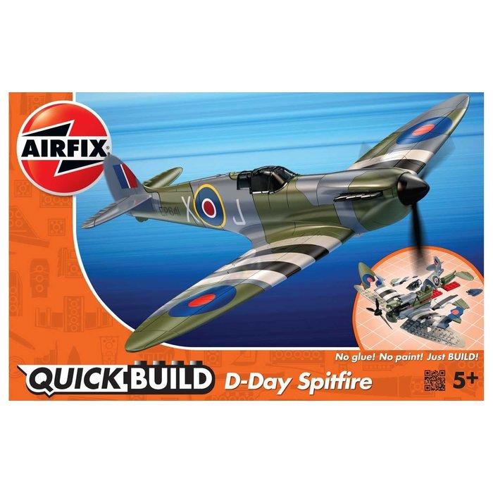 QUICKBUILD D-Day Spitfire