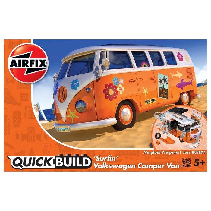 QUICKBUILD VW Camper Surfin'